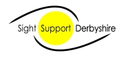 Sight Support Derbyshire Centenary logo
